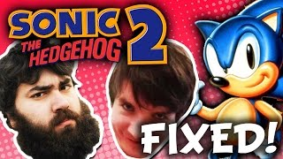 Sonic the Hedgehog 2 - Grumpcade (Now with Game!)(Seems like the Grumps were missing something from their video! I tried my best to add it back in, and threw some other stuff in too. Hopefully I did Kevin proud!, 2016-04-05T00:30:28.000Z)