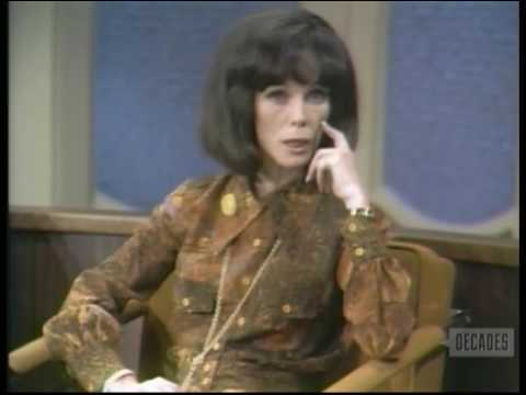 Phyllis Kirk--1972 TV Interview, House of Wax, Thin Man