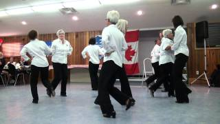 Calgary Swiss Society 1. August 2011, Tanzgruppe