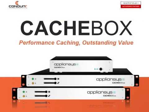 Cachebox - Best content caching solution - YouTube
