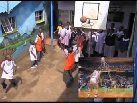 1987 NBA Playoffs...in Kenya