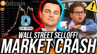BITCOIN WHALES DUMPING! AMERICA MARKET CRASH! DOW Jones & S&P 500 BEARISH! BTC ETH & DOWJ Analysis