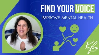 Speak Your Truth Podcast: Mental Health & Finding Your Voice