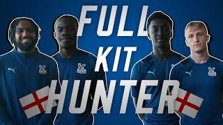 Crystal Palace Play Full Kit Hunter | Away Kit Hunt