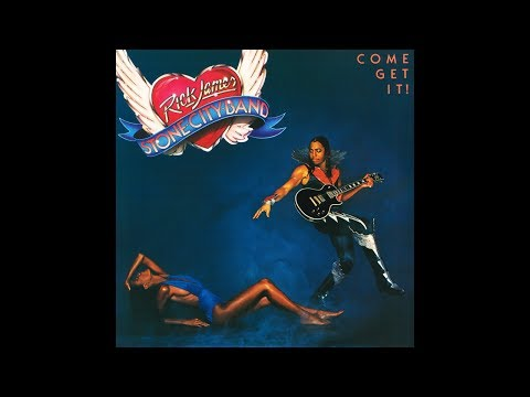 (Full Album, 1978) Rick James - Come Get It! [HQ]