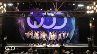 Riot Squad | Youth Division | World of Dance Houston 2015 | #WODHTOWN15