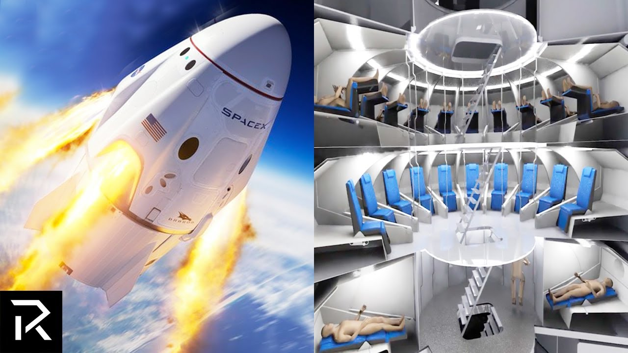 Inside Elon Musk's SpaceX's Starship