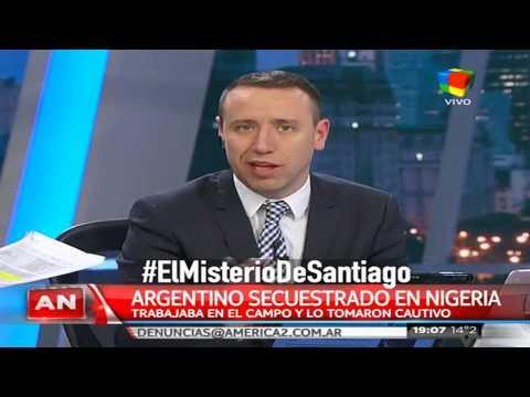 Secuestran a ingeniero agrónomo argentino en Nigeria
