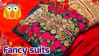 यहाँ सभी वैरायटी मिल जाएगी ladies suit market in delhi chandni chowk | wholesale cheapest suit