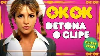 Baby mais uma vez com Britney Spears | OK!OK! DETONA O CLIPE