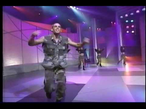 Jeff Morgan on Star Search 1993 with Unity
