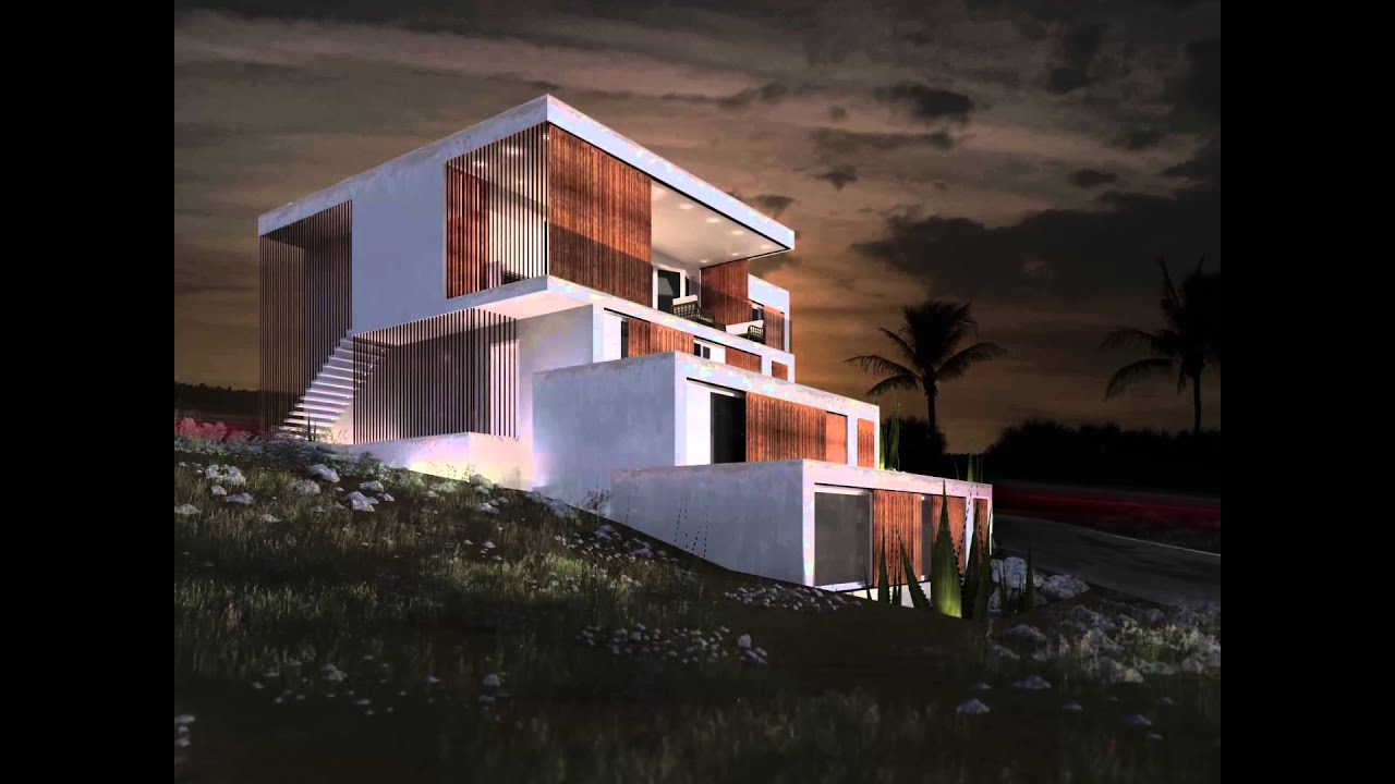 mexico architecture project cascade house youtube