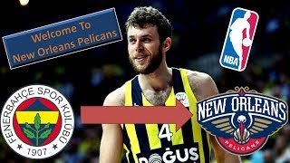 Nicolo Melli Welcome To New Orleans Pelicans ● Best Plays & Highlights
