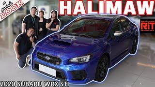 2020 Subaru WRX STI : Rally Bred Sports Car Philippines