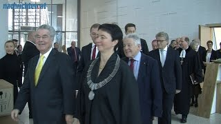 Anton Bruckner Universität eröffnet