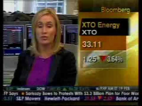 Energy to Watch - XTO Energy - Bloomberg