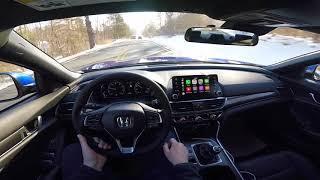Інший диск!! 2018 Хонда Акорд Спорт 2.0 Т 6-Швидкість Ручна