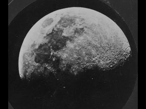 Thumbnail: Early Photos of the Moon From the 1850's, 1860's, and 1870's