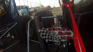 Johnny Boos Lightning Sprint Onboard | I-76 Speedway
