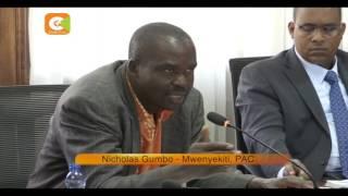 Murkomen ageuzia kibao wanakamati wa PAC