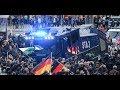 CHEMNITZ: AfD-Schweigemarsch Vereinigt Sich Mit Pro Chemnitz-Demo