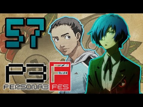 Persona 3 FES [Part 57] - Star Athlete - Playthrough Commentary