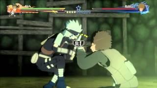 Naruto Shippuden: Ultimate ninja Storm 4 Obito & Kakashi Vs Taiseki & Kakkou [STORY MODE] thumbnail