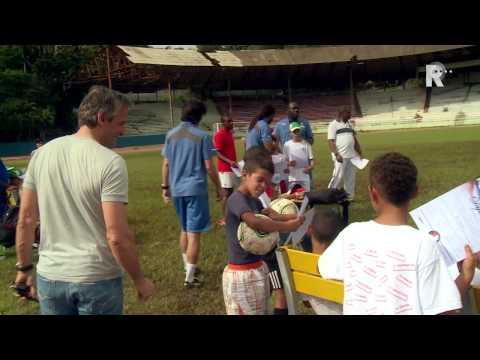 Feyenoord Academy op Cuba (VIDEO)