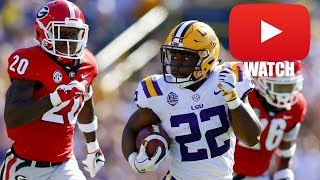 #2 Georgia vs #13 LSU Week 7 Full Game Highlights (HD)