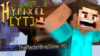 Hypixel: YT RANK GOES UNDERCOVER! (