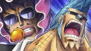 Gambar cover ONE PIECE EPISODE 693 REVIEW - BBW