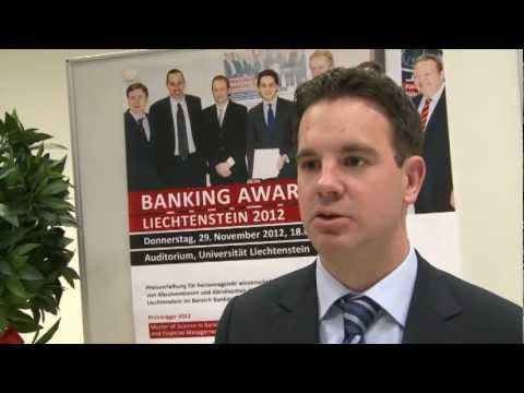 Banking Award 2012 - Universität Liechtenstein