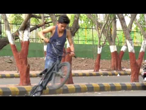 Trimix - Ride Bmx Mumbai 2016