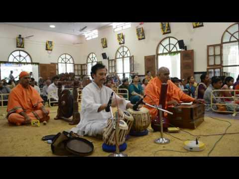 Bhajans at  Ramakrishna Math, Ulsoor, Bangalore