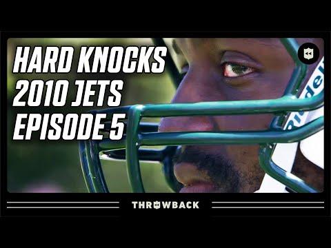 Final Roster Cuts Get REAL! | 2010 Jets Hard Knocks Episode 5