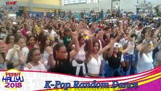 Feria Hallyu RD 2018 027 - K-Pop Random Dance