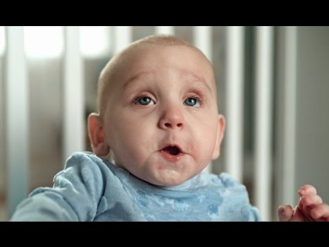 Pampers - Pooface commercial