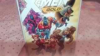 Gamer del cómic recomienda a la sensacional patrulla X en todos su colores :v