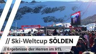 Ski-Weltcup in Sölden - Ergebnisse der Herren