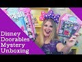 DISNEY DOORABLES MYSTERY UNBOXING | Brand New Disney Toy Unboxing - Not Yet In Stores!