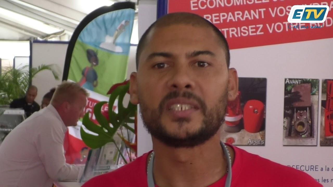 Le premier salon des maires de Guadeloupe