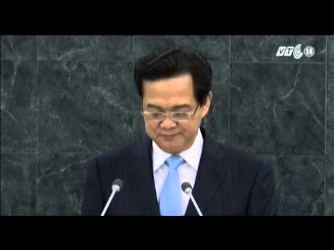 VTC14_Thủ tướng Nguyễn Tấn Dũng: Phát biểu tại Phiên thảo luận Cấp cao của Đại Hội đồng LHQ khóa 68