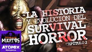 #FESTIVALDELOSMUERTOS: HISTORIA Y EVOLUCIÓN DEL SURVIVAL HORROR - CAPÍTULO 2: LA EDAD DEL ORO