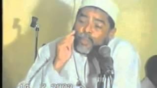 Sheikh Nassor Bachu........   Mauti Na Maandalizi Ya Siku Ya Qiyama 1/2