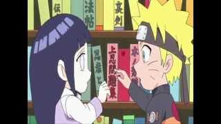 Хината и Наруто - а её сердце тук тук тук