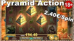 Legacy of Egypt - LONG FREEGAME STREAK on 2.40€ and 4€ | Online Casino Slots