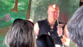 John Phoenix #1 - Flaming Ken & Barbie - Kiwanis Medieval Faire 2012