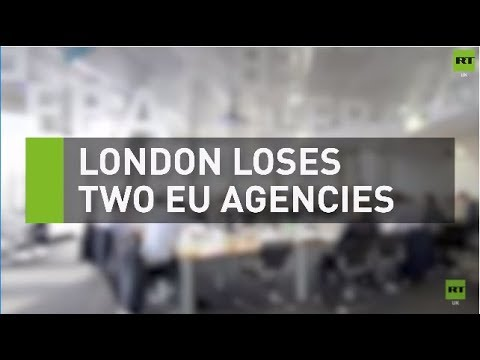 London loses two agencies to Amsterdam and Paris post-Brexit