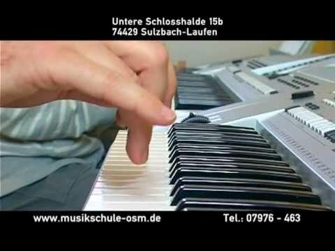 Musikschule On Stage Music - Musikunterricht Gaildorf (Gitarre, Violine, Gesangsunterricht...)