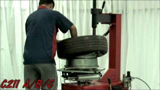 coseng tire machine